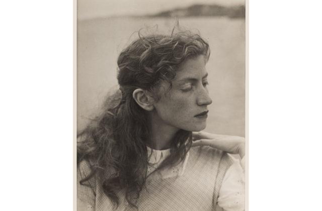 Édouard Boubat, Lella, Brittany, 1948