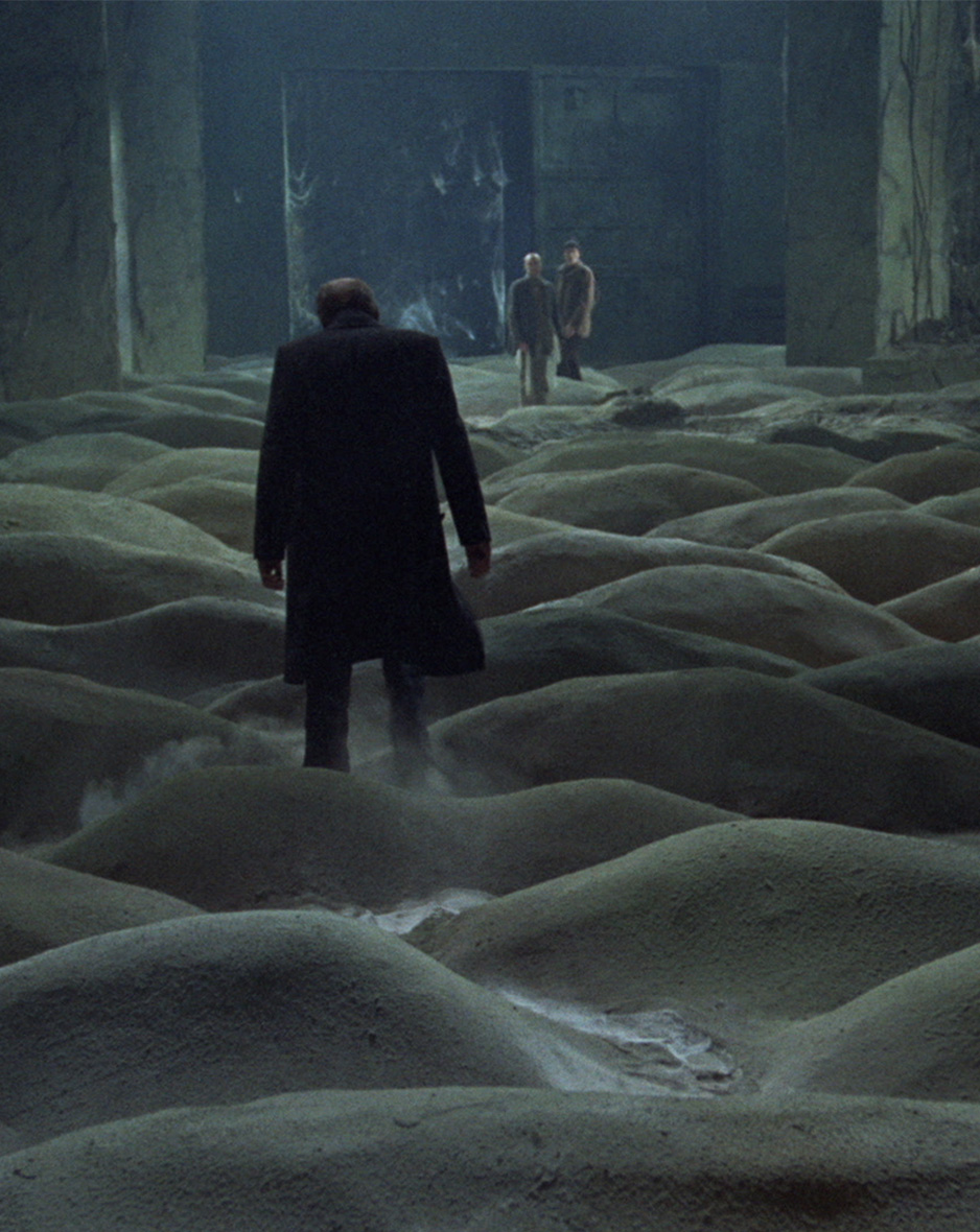 Stalker, directed by Andrei Tarkovsky (1979)