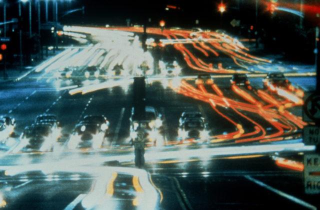 Koyaanisqatsi, directed by Godfrey Reggio (1982)