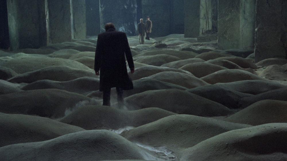 Stalker, directed by Andrei Tarkovsky, 1979