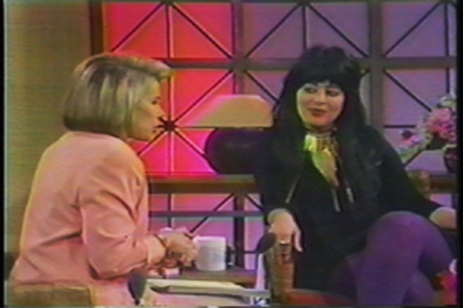 Nao Bustamante, Rosa Does Joan, 1992