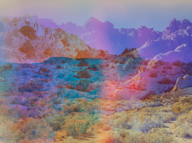 Terri Loewenthal, Psychscape 18 (Banner Ridge, CA), 2017