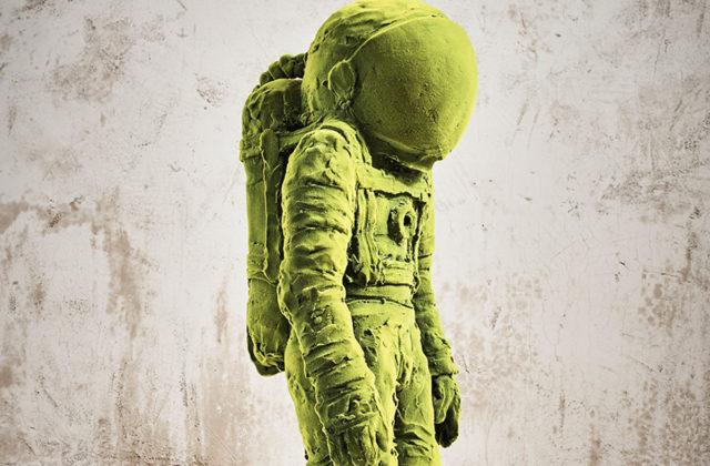 Kim Simonsson, Spaceman, 2017