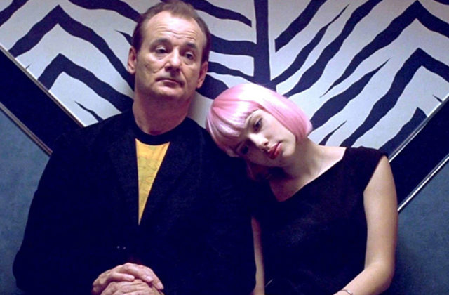 Lost in Translation, directed by Sofia Coppola, 2003