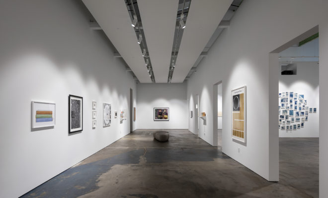 Installation view, What is an edition, anyway? (May 24 – September 7, 2019), McEvoy Foundation for the Arts, San Francisco. Photo: Henrik Kam