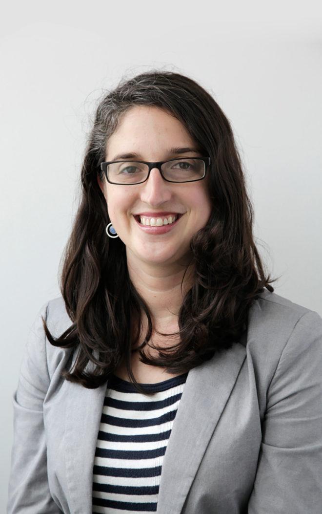 Curator Tanya Zimbardo