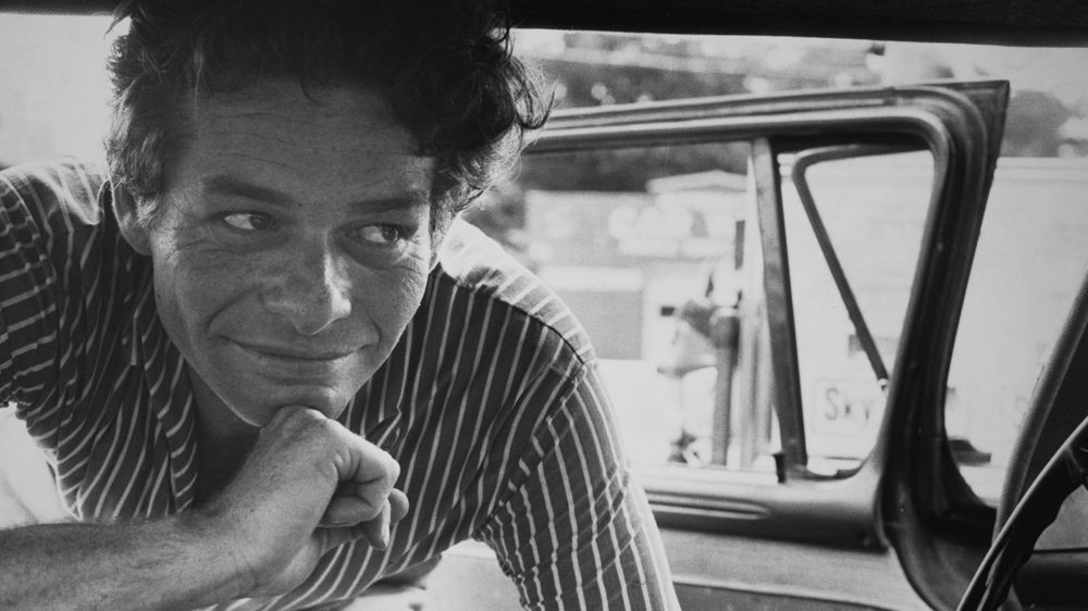 Portrait of Garry Winogrand. Photo: Judy Teller. Courtesy of Greenwich Entertainment