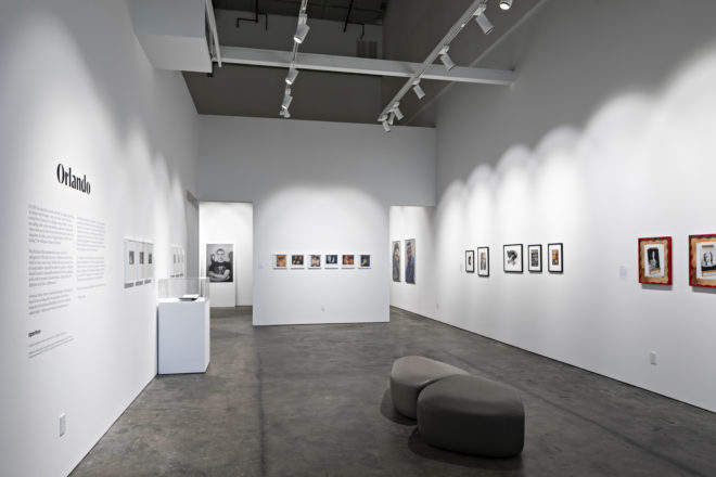 Installation view, Orlando, McEvoy Foundation for the Arts, San Francisco (February 7 – May 2, 2020). Courtesy McEvoy Foundation for the Arts. Photo: Henrik Kam.