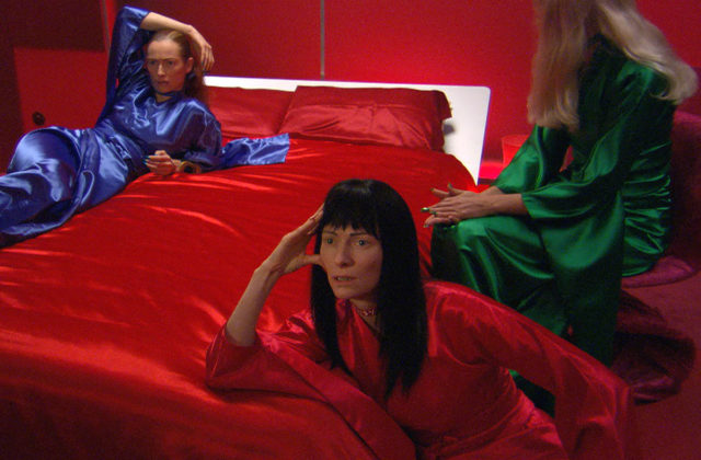 Tilda Swinton in Teknolust (2003) by Lynn Hershman Leeson. Courtesy Hotwire Productions LLC