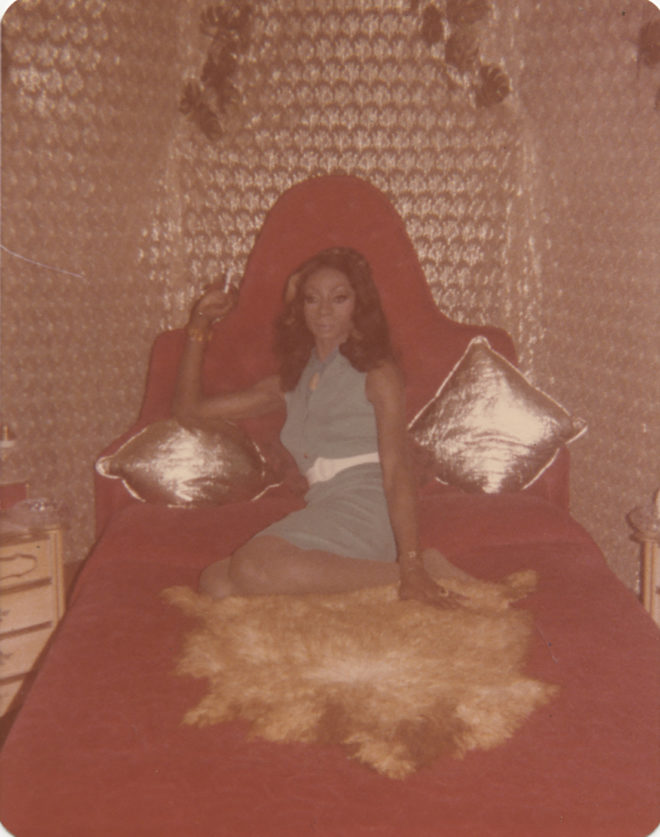 Jackie Shane in an undated photo. Courtesy of The Numero Group