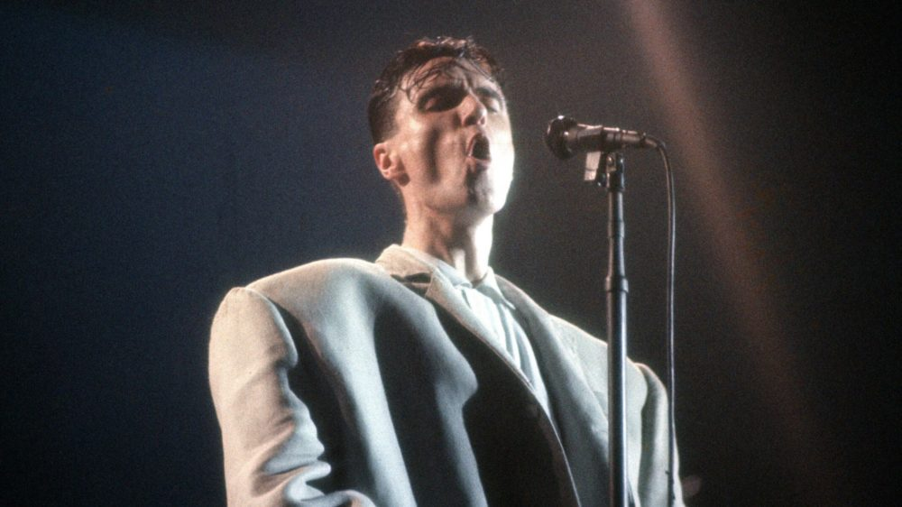 Stop Making Sense, directed by Jonathan Demme, 1984