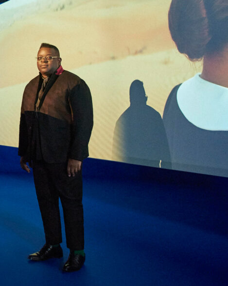 Isaac Julien. Photo: Jang Dukwha. Courtesy the artist