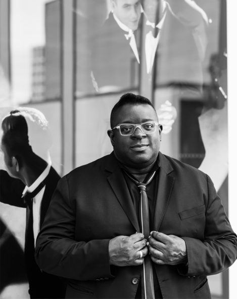 Isaac Julien. Photo by Thierry Bal. Courtesy the artist