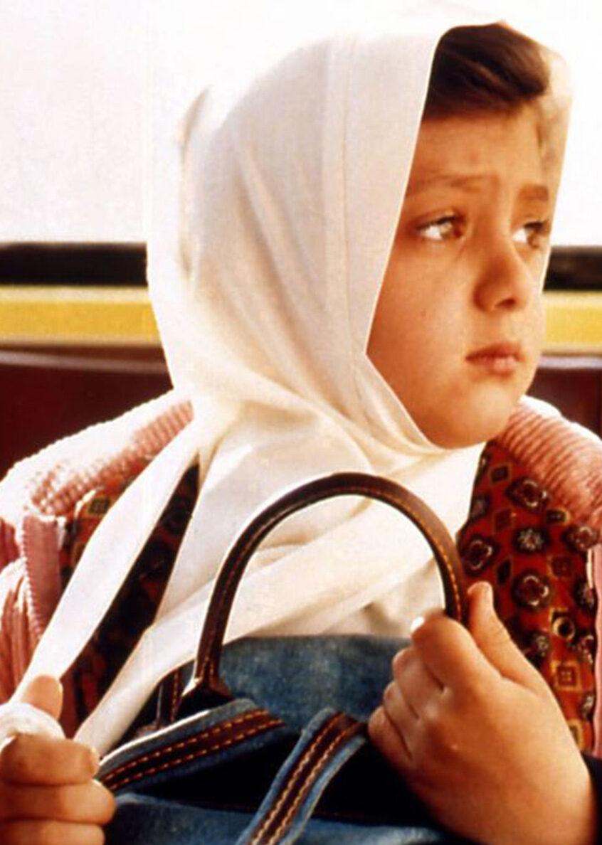 Jafar Panahi, The Mirror (still), Iran, 1997, 95 minutes, Farsi w/ English subtitles.